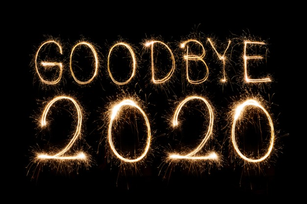 Leaving 2020 Behind