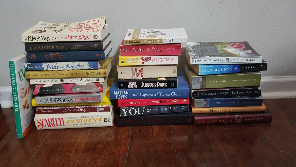 Books, the stuff dreams are madeof